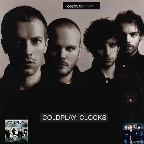 Coldplay `Clocks`